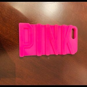 iPhone 8plus case. PINK by Victoria Secret